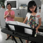 Wang Ting-Chieh—Disabled Pianist
